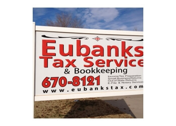 Oklahoma City tax service Eubanks Tax Service