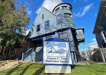 Sacramento insurance agent  Eugene C. Yates Insurance Agency