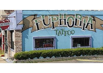 Tallahassee tattoo shop Euphoria Tattoos