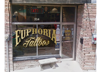 Tallahassee tattoo shop Euphoria Tattoos