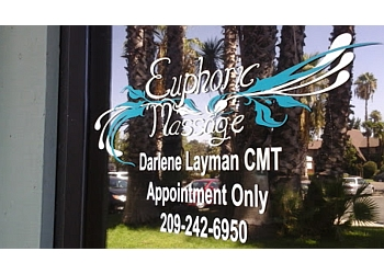 Stockton massage therapy Euphoric Massage Center