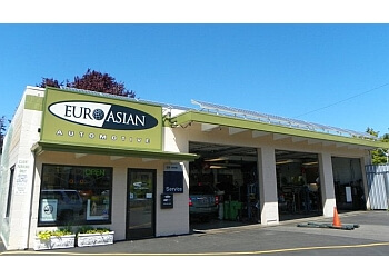 Eugene car repair shop Euro-Asian Automotive