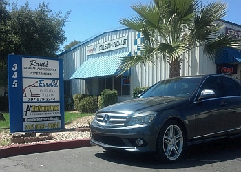 Santa Rosa auto body shop EuroCal Collision