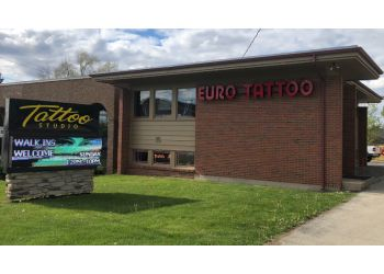 Rockford tattoo shop Euro Tattoo