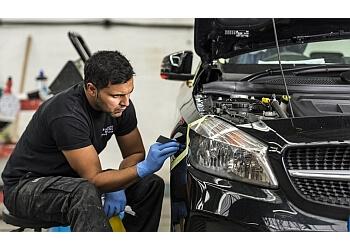 Greensboro auto body shop Eurobahn Auto Body Works