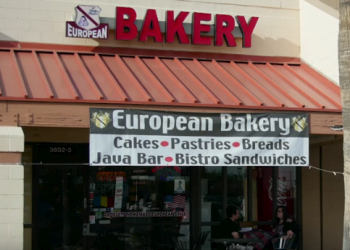 Glendale bakery European Bakery & Cafe