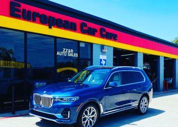 Carrollton car repair shop European Car Care
