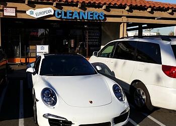 Orange dry cleaner European Dry Cleaners