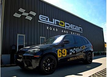 Charleston car repair shop European Road and Racing