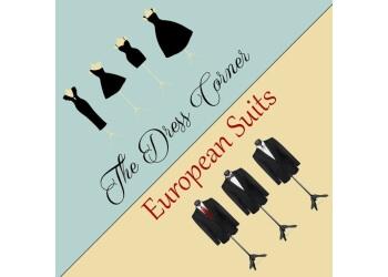 Glendale bridal shop  European Suits & The Dress Corner