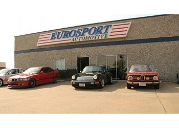 Plano car repair shop Eurosport Automotive