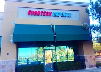Rancho Cucamonga car repair shop Eurotech Imports
