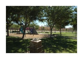 Victorville public park Eva Dell Park