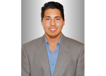 Houston real estate agent Evan Compean