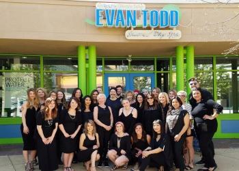 Indianapolis spa Evan Todd Spa & Salon
