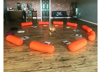 Augusta yoga studio Evans Yoga Room
