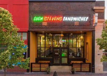 Boise City sandwich shop Even Stevens Sandwiches