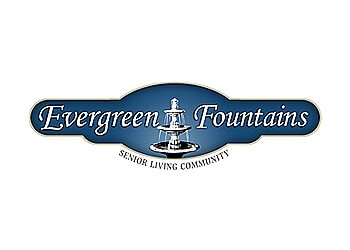 Spokane assisted living facility Evergreen Fountains