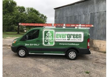 Waco hvac service Evergreen Heating & Air