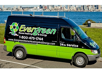 Seattle hvac service Evergreen Home Heating and Energy