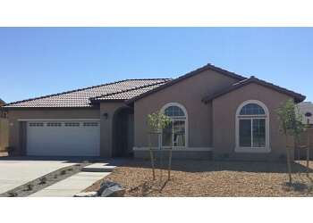 Victorville home builder Evergreen Homes