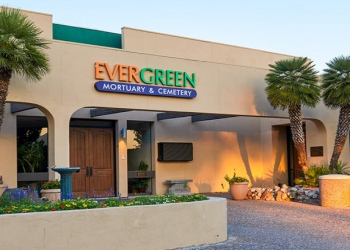 Tucson funeral home Evergreen Mortuary & Cemetery