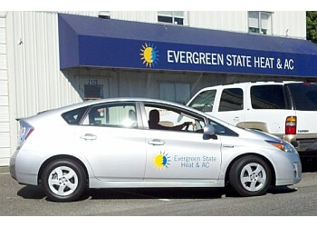 Everett hvac service Evergreen State Heat & AC