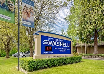 Seattle funeral home Evergreen Washelli Funeral Home