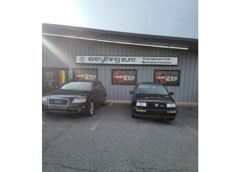 Winston Salem car repair shop Everything Euro