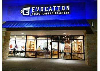 Amarillo cafe Evocation Coffee