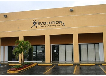 Hialeah dance school Evolution Dance & Performing Arts