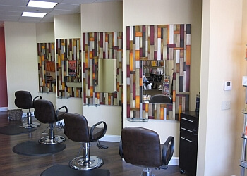Lowell hair salon Evolution Hair Design & Day Spa