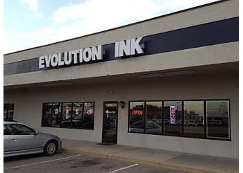 Fayetteville tattoo shop Evolution Ink Tattoo Studio