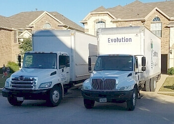 Fort Worth moving company Evolution Moving