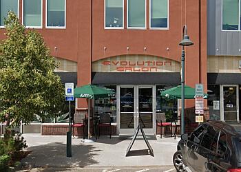 Denver hair salon Evolution Salon