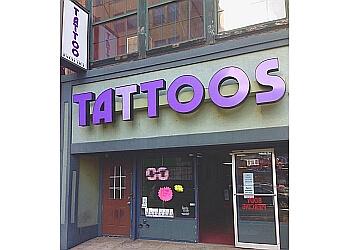 New Haven tattoo shop Evolution Tattoo Shop
