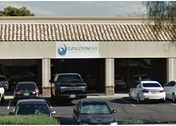 Mesa addiction treatment center Evolution Way