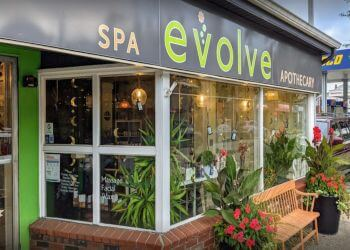 Providence spa Evolve Apothecary and Spa