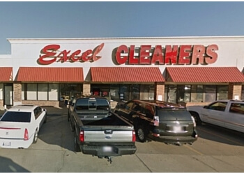 Oklahoma City dry cleaner Excel Cleaners & Laundry