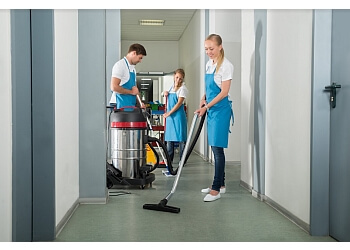 Hialeah commercial cleaning service Excel Maintenance Services, Inc.