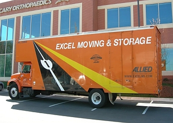 Greensboro moving company Excel Moving & Storage, Inc.