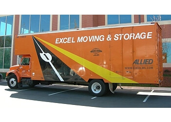 Greensboro moving company Excel Moving and Storage