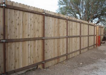 McAllen fencing contractor Excellent Fence