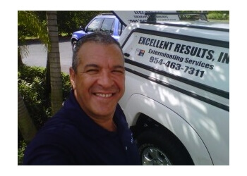 Pembroke Pines pest control company  Excellent Results Inc