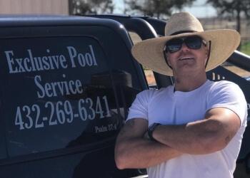 Midland pool service Exclusive Pool Service