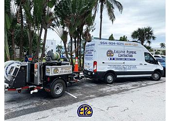 Hollywood plumber Executive Plumbing Contractors Inc.