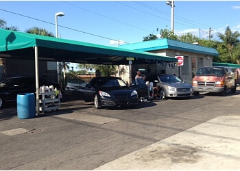 Pembroke Pines auto detailing service Executive Wash & Detail