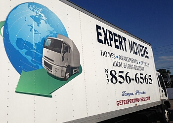 Tampa moving company Expert Movers