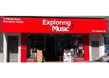 San Francisco music school Exploring Music