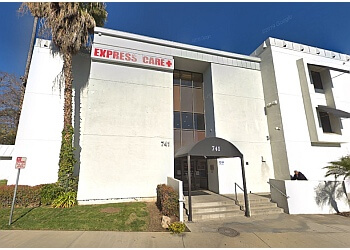West Covina urgent care clinic Express Care